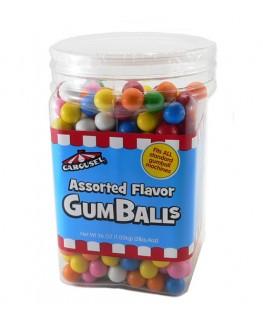 Carousel Gumballs 36 oz. Refill Jar