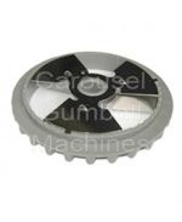 Replacement Part M - Adjustable Gum Wheel