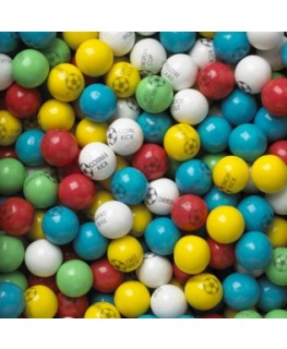 Soccer Ball Gumballs - 850 count