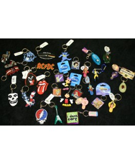 Fun Mix Key Chains