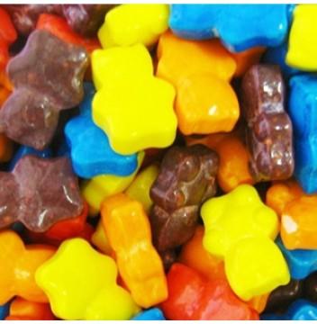 Teddy Bears Coated Candy