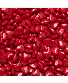 Red Hearts Candy