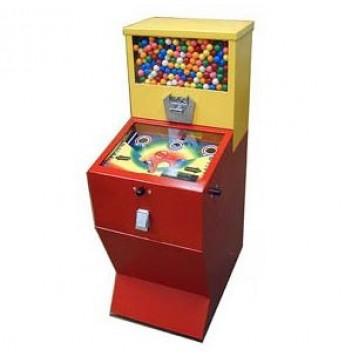 Gumball Pinball Machine