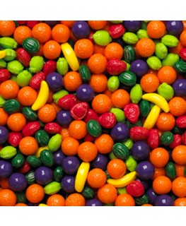 Nitwitz Fruit Shaped Candy