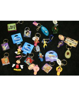 Licensed Key Chains