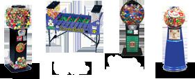Bouncy Ball Machines