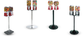 Double Gumball Machines